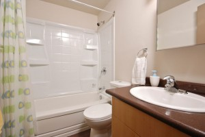 Towers Realty - Laralea Apartments - 111 Grey St - Bathroom