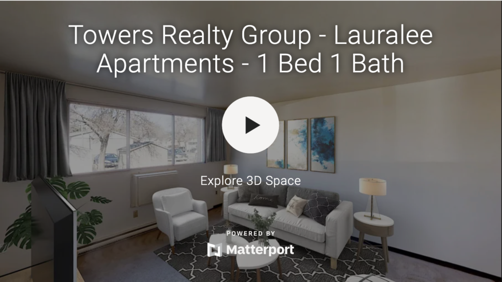 Towers Realty Group - Lauralee Apartments - 3D Tour