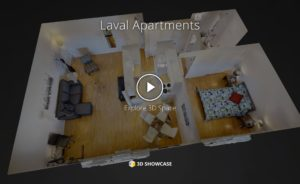 Laval Apartments 3D Tour