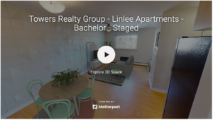 Linlee Apartments - Bachelor Suite - Staged Tour