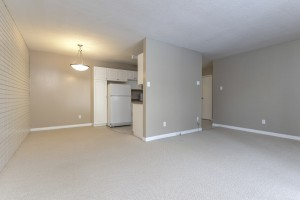 Towers Realty Group - 1000 Markham - Living-Dining-Kitchen