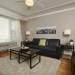 Towers Realty Group - The Colonnade - Living Room 2