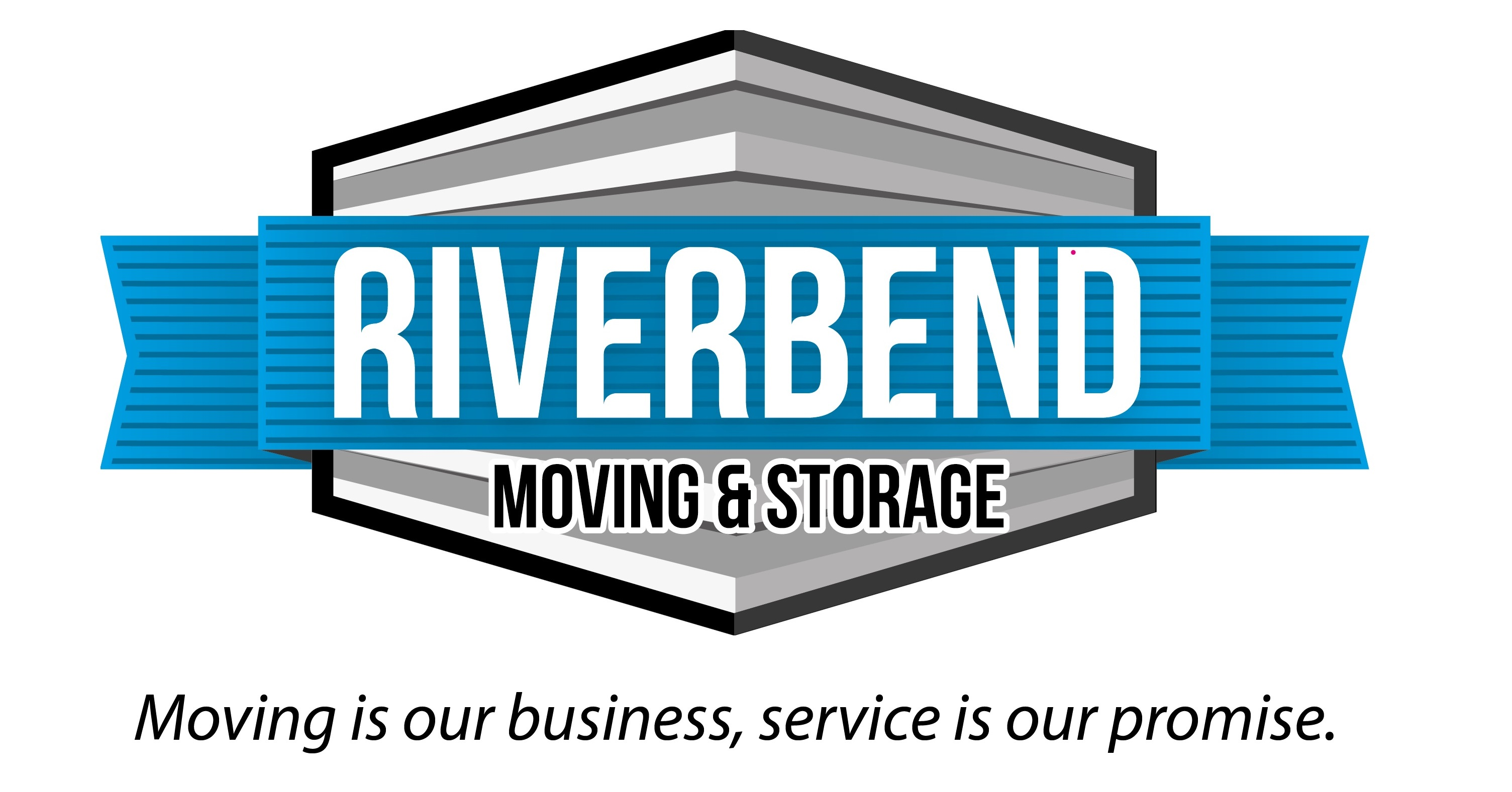 Logo - Riverbend Movers