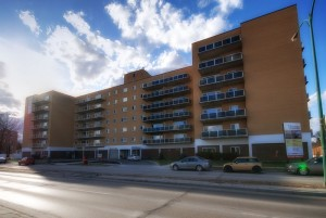 Apartments For Rent Winnipeg - Morgan Manor Apartment Building - Towers Realty