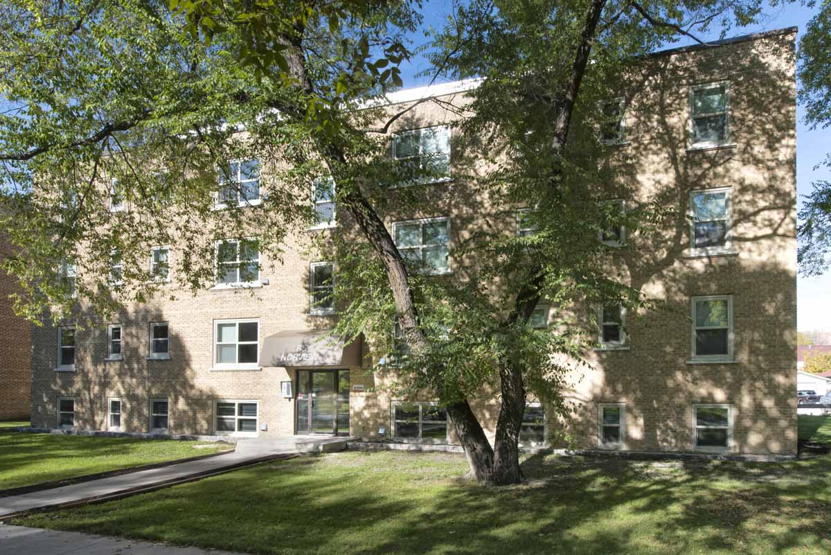 Apartments For Rent Winnipeg - Grandview Apartment Building - Towers Realty