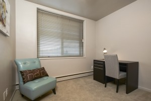 Towers Realty Group - Essex House - 2415 Portage Avenue - 2BR- Office/Bedroom