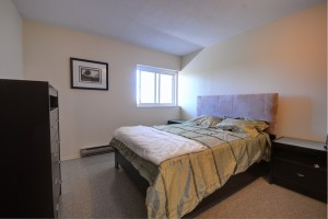 Apartments For Rent Winnipeg - Olympic Apartment Bedroom - Towers Realty