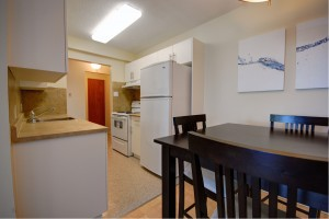 Apartments For Rent Winnipeg - Olympic Apartment Kitchen - Towers Realty