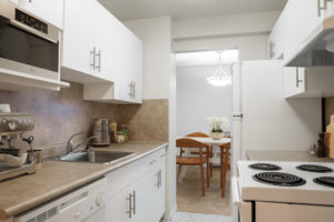 Towers Realty Group - Olympic Towers - 1 BR - Kitchen