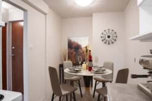 Towers Realty Group - Olympic Towers - 1 BR - Kitchen (eat-in)