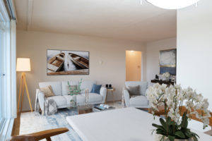 Towers Realty Group - Olympic Towers - 1 BR - Living Room