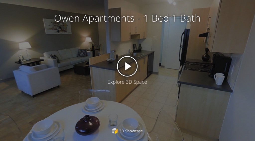 Owen Apartments - 1 Bed 1 Bath