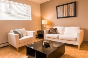 Towers Realty Group - Owen Apartments - 650 Stafford - Living Room 1