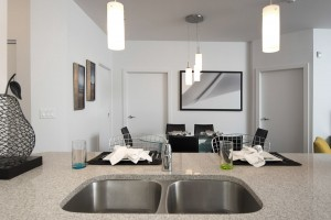 Towers Realty Group - The Ridge Apartments - 2350 McGillivray - Kitchen-Dining