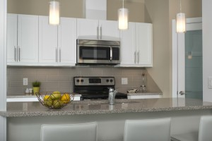 Apartments For Rent Winnipeg - Ridge Apartment Kitchen - Towers Realty