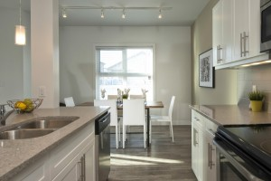 Apartments For Rent Winnipeg - Ridge Apartment Kitchen and Dining Room - Towers Realty