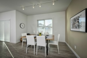 Towers Realty Group - The Ridge Townhouses - Dining Room