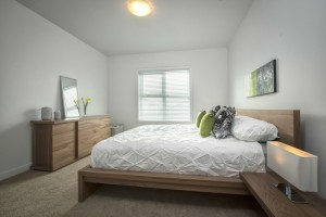 Apartments For Rent Winnipeg - Ridge Apartment Bedroom - Towers Realty