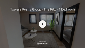 Towers Realty Group - The Ritz - 3D Tour - 1 bedroom (2)