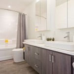 Apartments For Rent Winnipeg - Spot 785 Apartment Bathroom - Towers Realty
