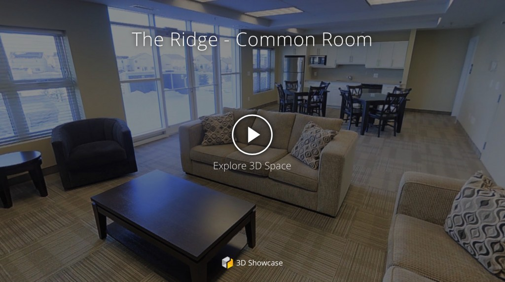 The Ridge - Common Room