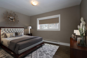 Towers Realty Group - Hugo Apartments - Bedroom