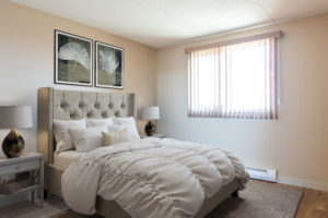 Towers Realty Group - Markham Place - Bedroom