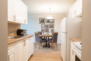 Towers Realty Group - Markham Place - Kitchen-Dining
