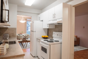 Towers Realty Group - Olympic Towers - 2 BR - Kitchen