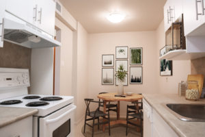 Towers Realty Group - Olympic Towers - 2 BR - Kitchen-Dining