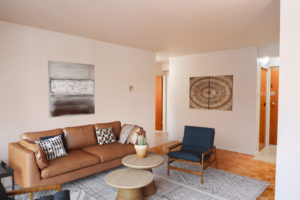 Towers Realty Group - Olympic Towers - 2 BR - Living Room