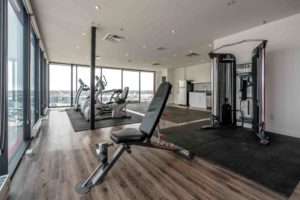 Towers Realty Group - The Spot at 2815 Pembina - Gym1