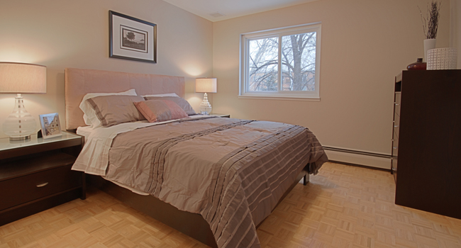 Towers Realty Group - 50/70 Southpark Drive - Bedroom