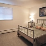 Apartments For Rent Winnipeg - Bonita Apartment Bedroom - Towers Realty