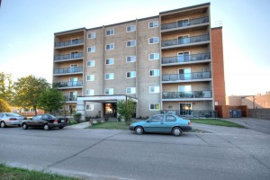 Apartments For Rent Winnipeg - Bonita Apartment Building - Towers Realty