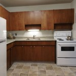 Apartments For Rent Winnipeg - Bonita Apartment Kitchen - Towers Realty
