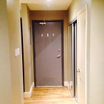 Apartments For Rent Winnipeg - Apartment Hallway - Towers Realty