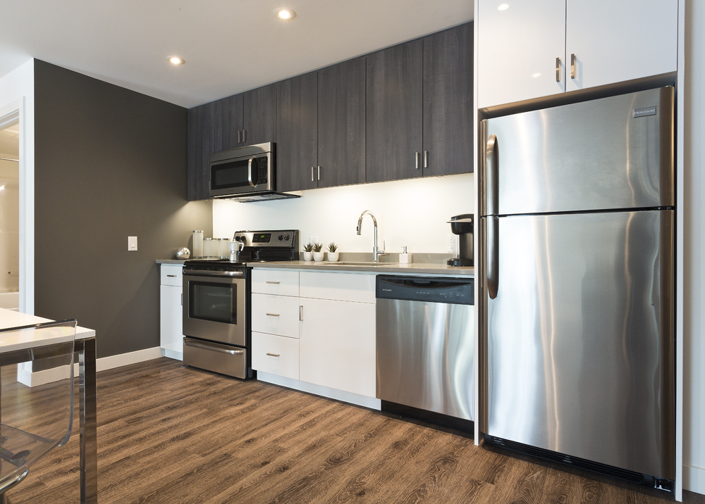 Towers Realty Group - Spot at 2815 Pembina - Kitchen 1 (2-4)