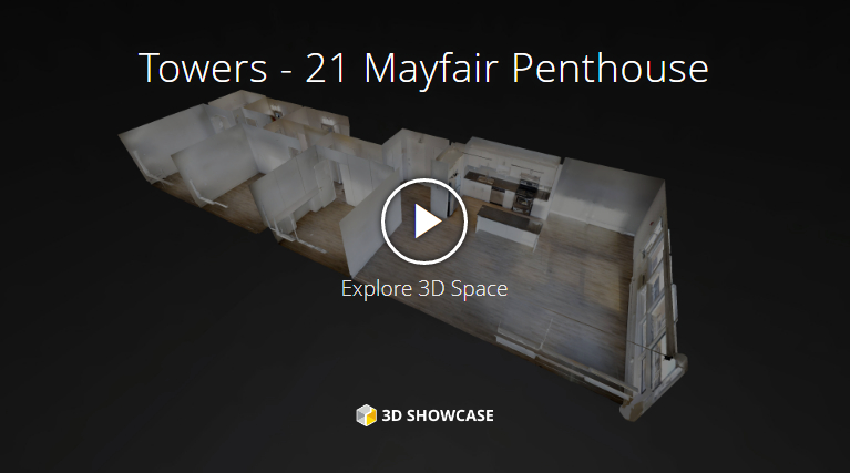 21 Mayfair Place - Penthouse 3D Tour